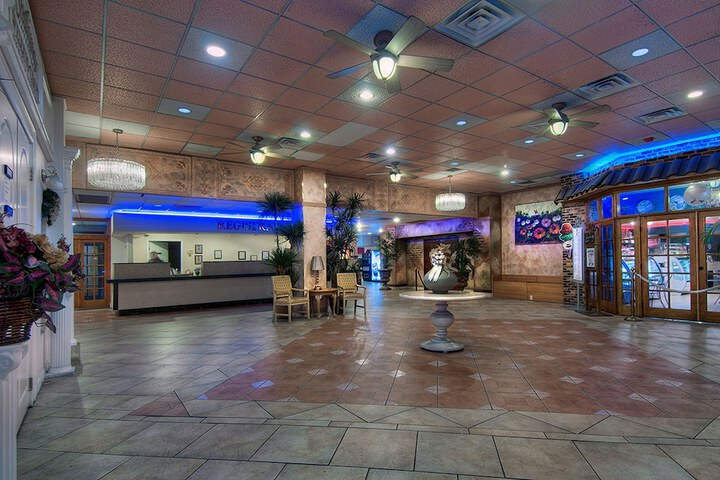 Pet Friendly Hotel Shalimar in Las Vegas, Nevada